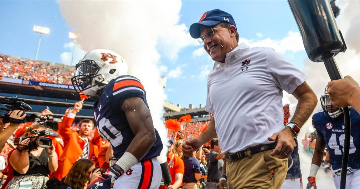 Danny Sheridan: Auburn wins 10 games minimum