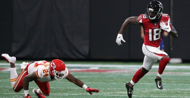 Studs and duds from the Falcons' preseason game vs. the Chiefs