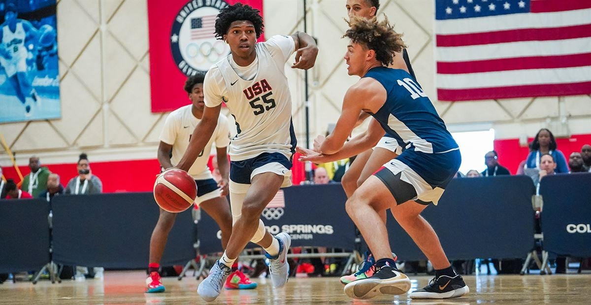 USA Basketball: Caleb Love, Josh Christopher among standouts