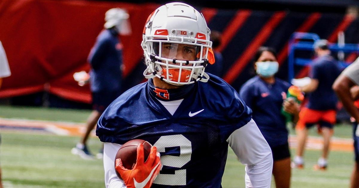 'Sucks I got to wait': Chase Brown stays ready for B1G chance