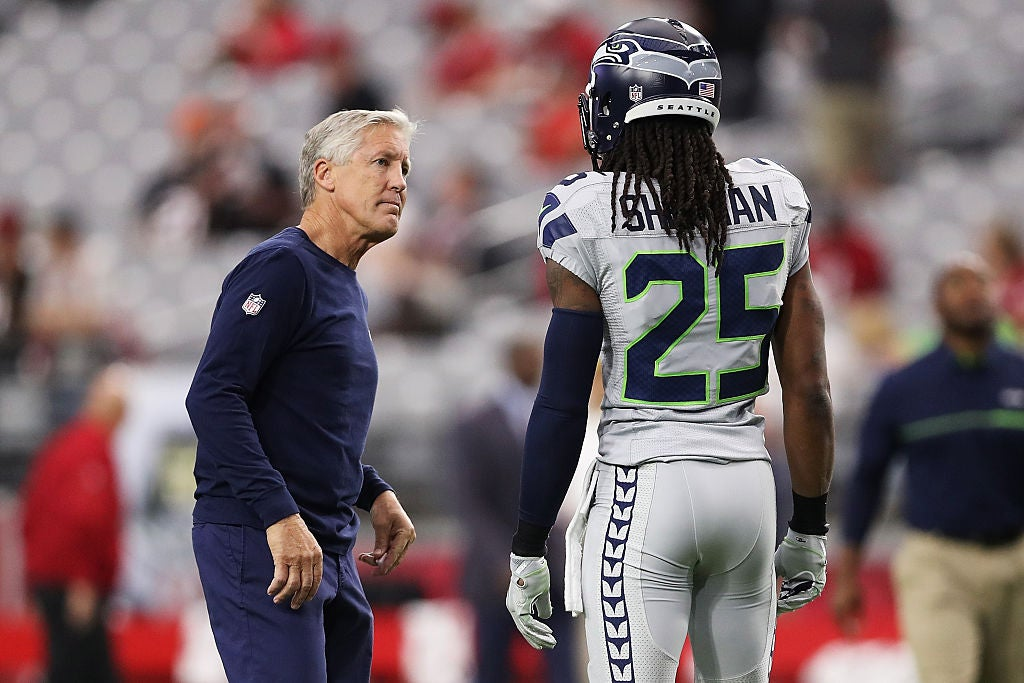 Richard Sherman continues to criticize Seahawks new direction