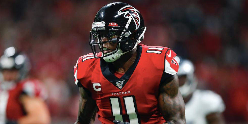 promo code 38424 84253 Julio Jones becomes Atlanta Falcons' all-time leading receiver