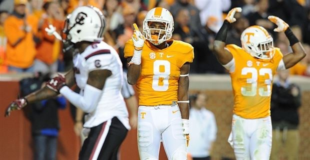 Jones: Vols' No  2 corner spot still open