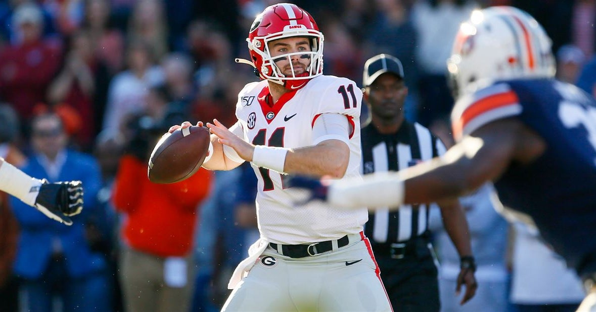 Georgia's Jake Fromm measures in at 2020 NFL Combine