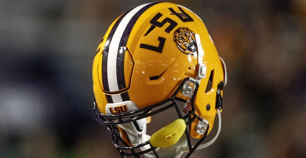 LSU ranked No. 25 in AP Poll