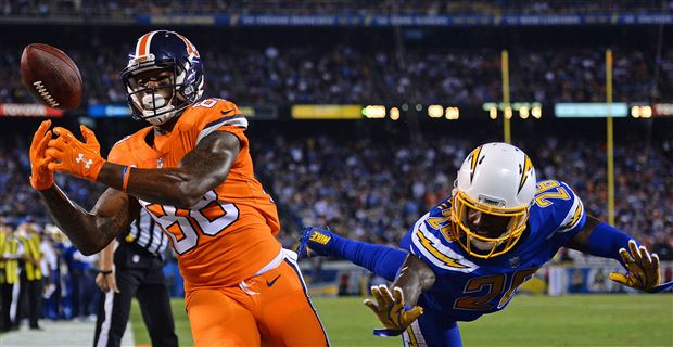 reputable site ab0d8 f03d9 Broncos Lose in Dumpster-Fire Fashion