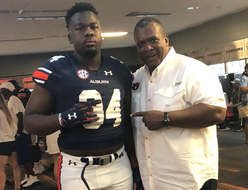 Boom! Tigers land another 2020 commitment