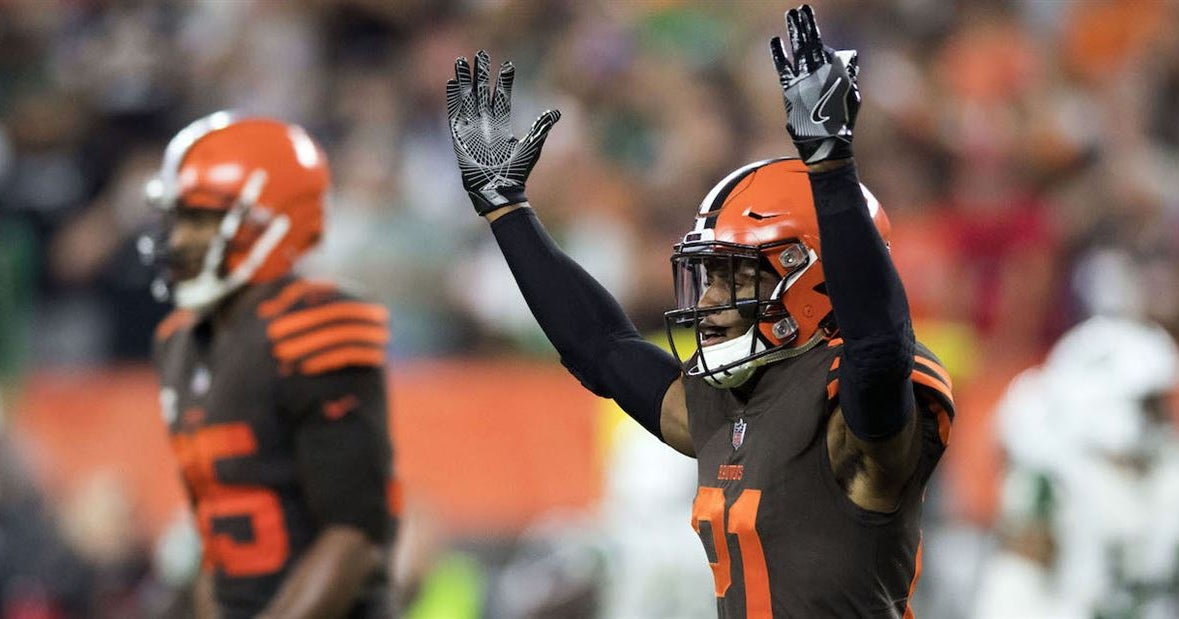 NFL media reacts to Browns  Color Rush jerseys c077b2f1f