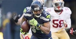 Wholesale NFL Jerseys - LOOK: Kevin Pierre-Louis reveals new Seahawks' helmet