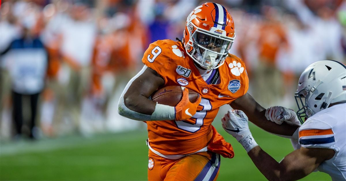 Projecting college football's Top 25 RBs for 2020