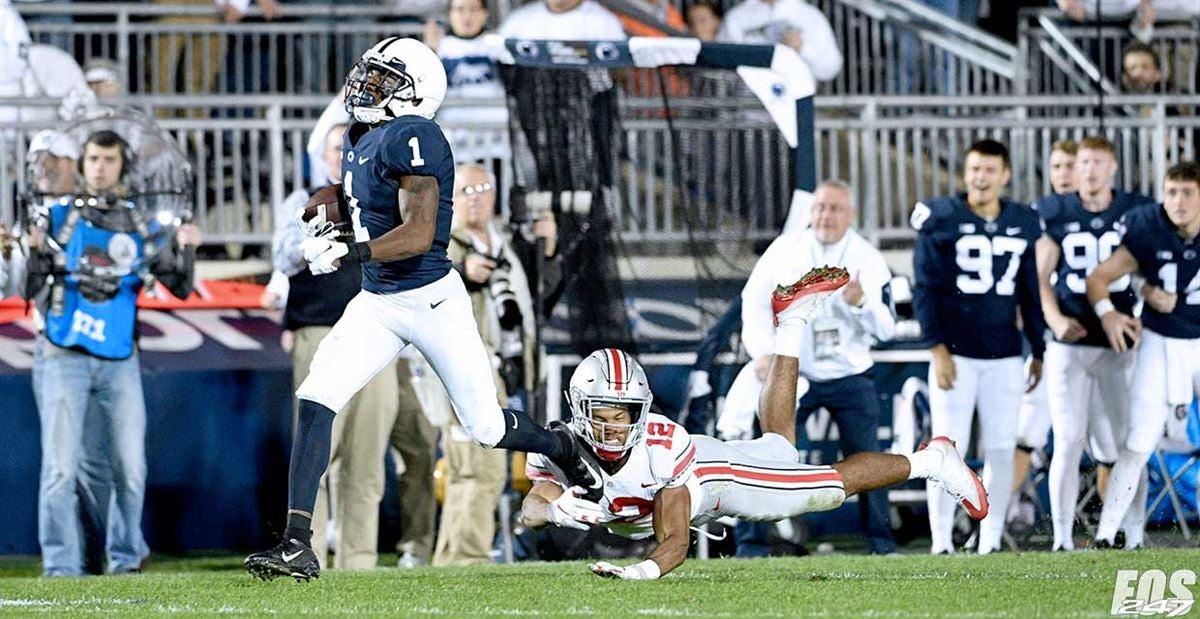 Penn State Frame Game: KJ Hamler is too fast for Ohio State