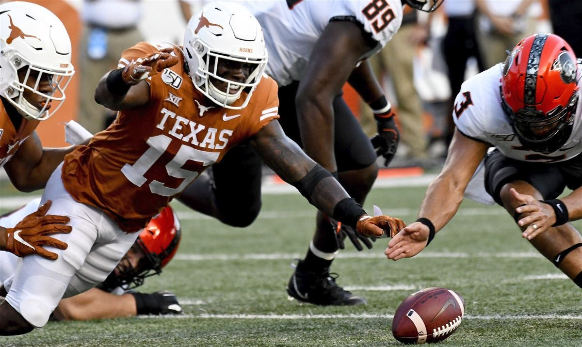 Texas S Chris Brown healing surprisingly well, cleared to return