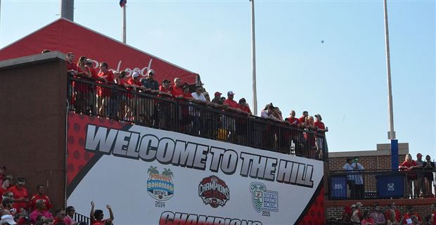 Recruits arriving at WKU for Saturday's game