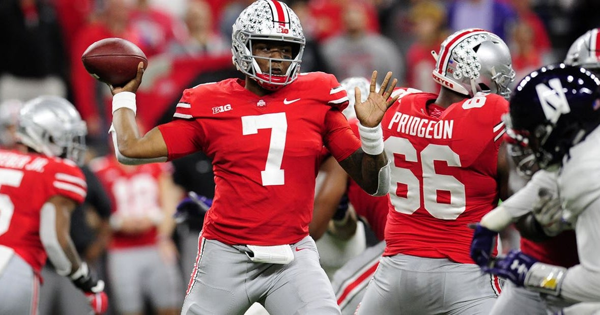 e2b0a34b7 Four Buckeyes ranked in top-5 at their position by NFL.com