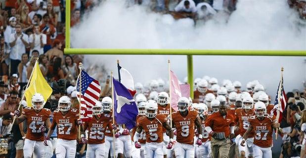 Texas Boasts Big 12 S Largest Seating Capacity