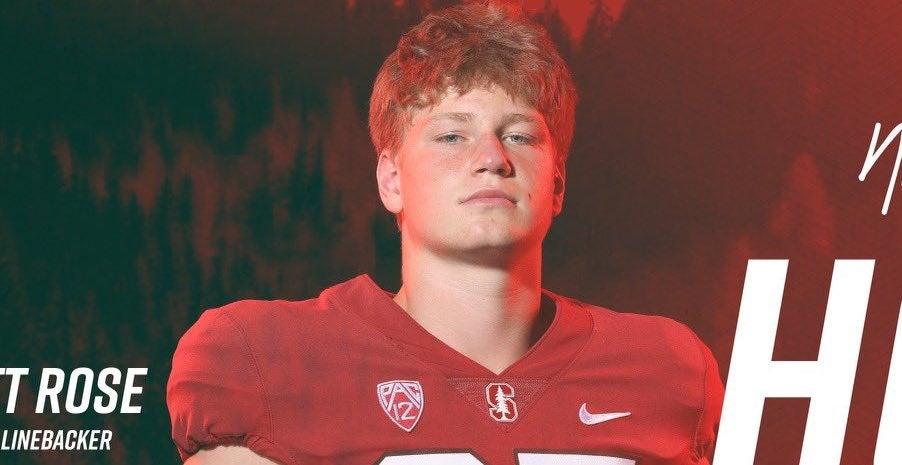 Ohio LB Matt Rose commits to Stanford