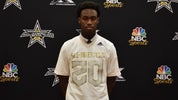 Four-star DB Dwight McGlothern honored as an All-American