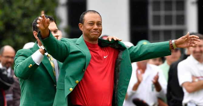 Tiger Woods confirms return for Memorial Tournament