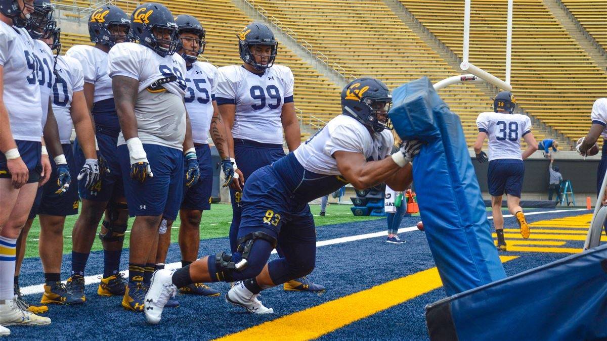 Cal fall camp notebook: Day 9