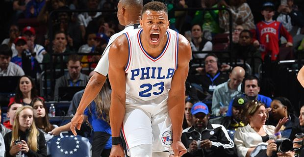 4353afe2d Sixers exercise 2018-19 contract option of Justin Anderson