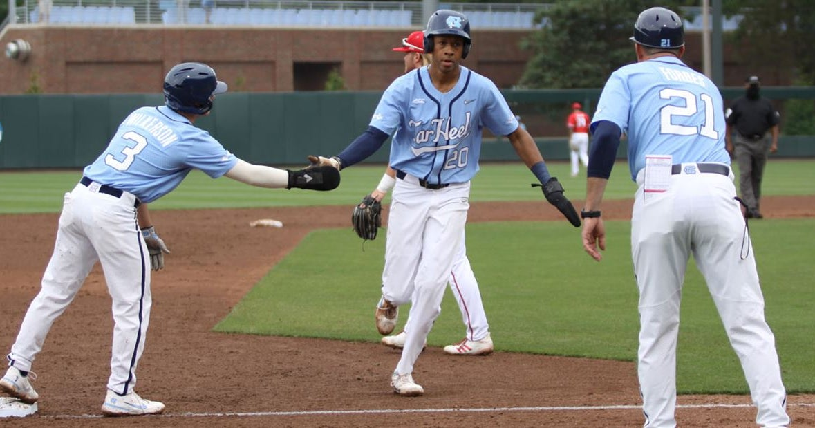 This Week in UNC Baseball with Scott Forbes: Rising to the Occasion