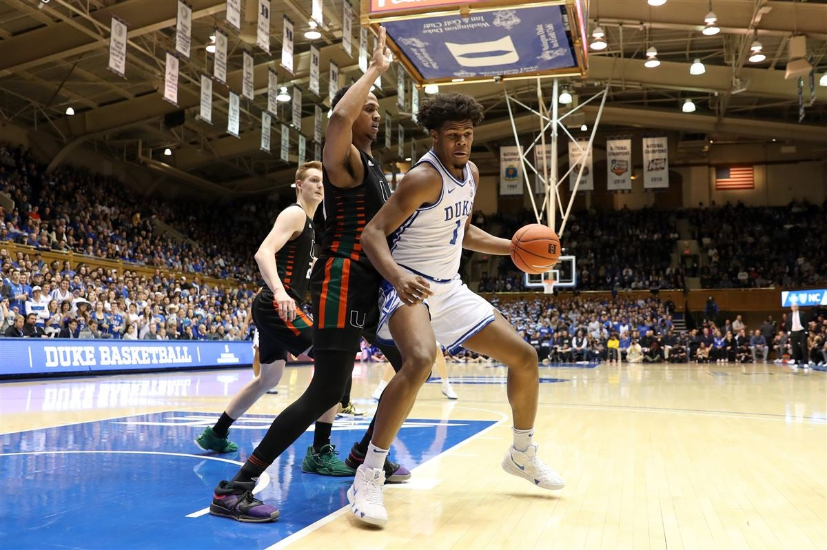 Quotes: Duke responded to losing streak with dominating win