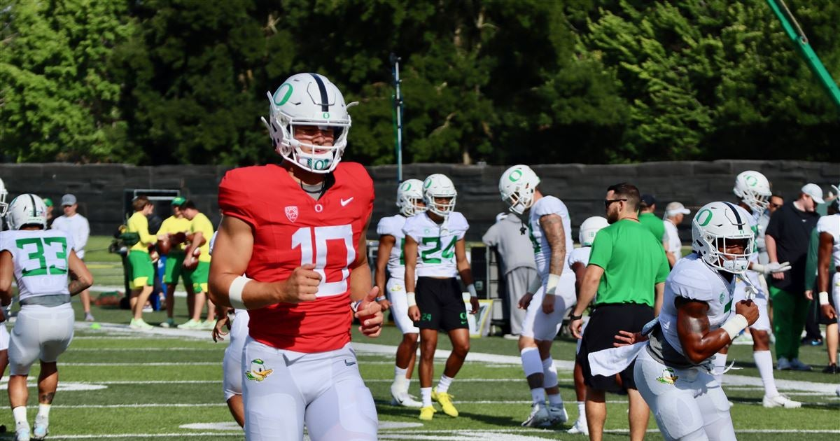 DT Dash: Biggest takeaway from Oregon's tuesday practice