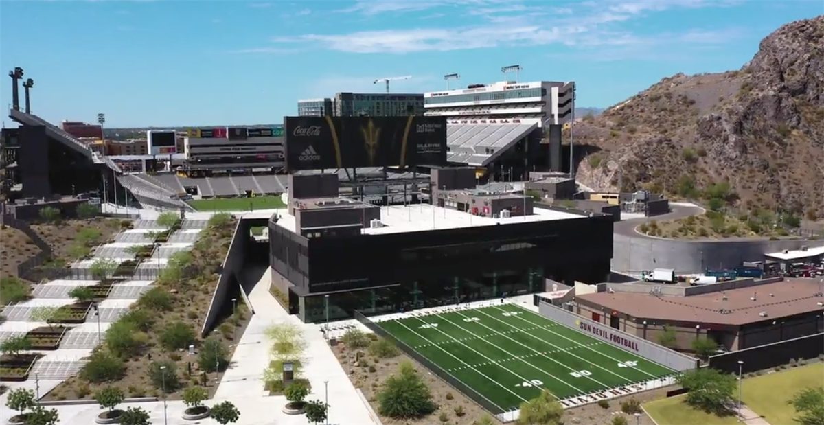 Sun Devils Drop Football Experience Video Targeting Recruits