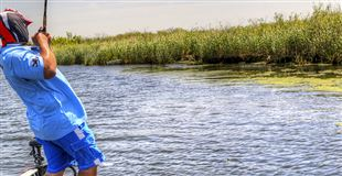 Find the Edge for Better Bass Fishing