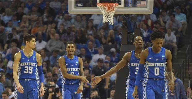 Kentucky Wildcats Basketball 2016 17 Season Preview: By The Numbers: Kentucky's 2016-17 Season