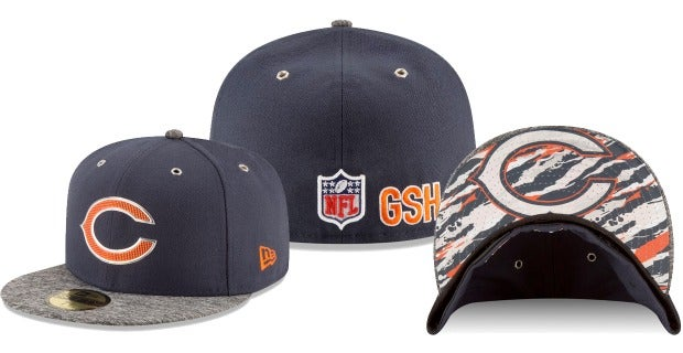 Get your Chicago Bears 2016 NFL Draft hat a0f58c537ed