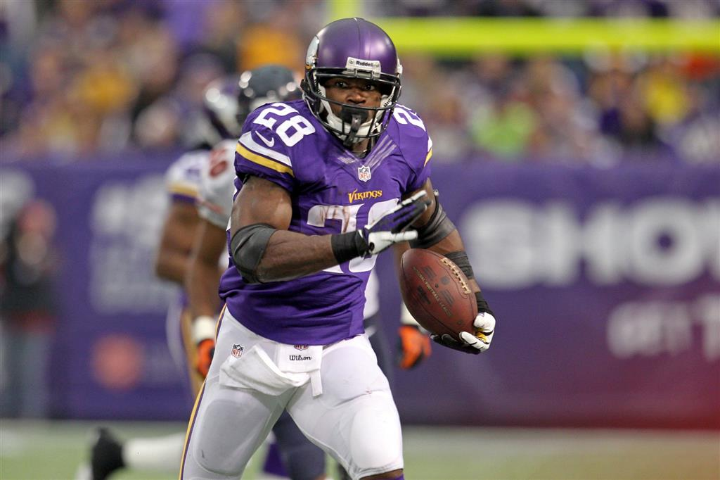 c4ea3acf Could Adrian Peterson be a fantasy bust?