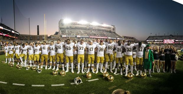 Quick-hitters on the Top Targets for Notre Dame on offense