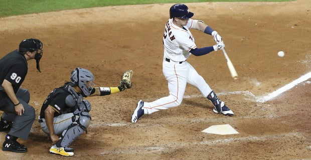 Watch: Alex Bregman blasts 35th homer