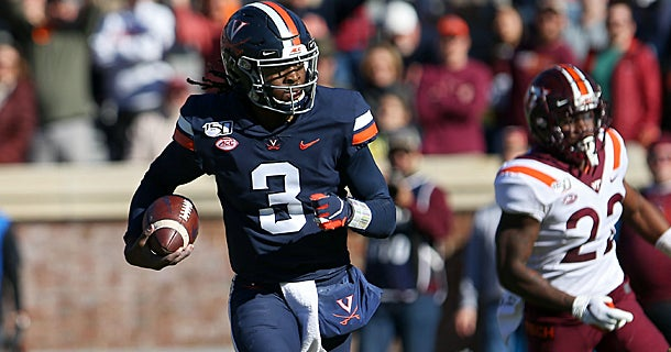 Uva Releases Updated Depth Chart For Acc Championship Game