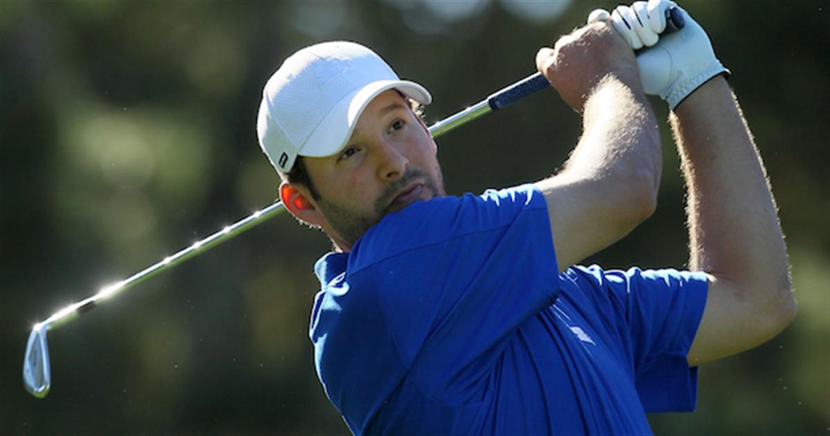 Former Cowboys QB Tony Romo wins second consecutive golf tournament