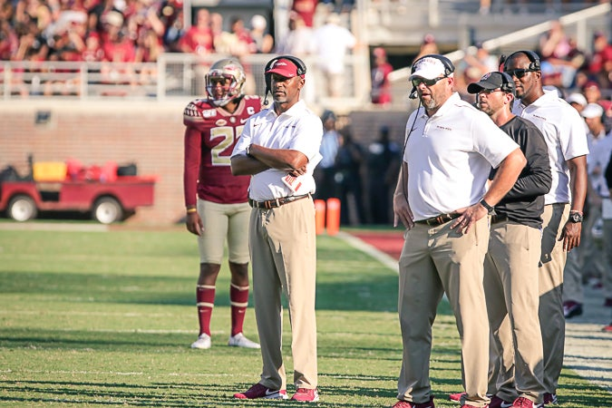 WATCH: Willie Taggart on earning a much-needed win; QB play