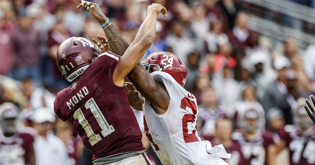 What healthy, productive Terrell Lewis means to Alabama defense