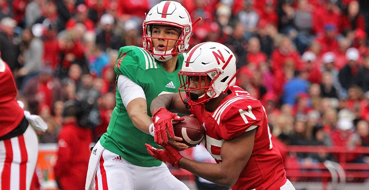 Huskers heavy at running back