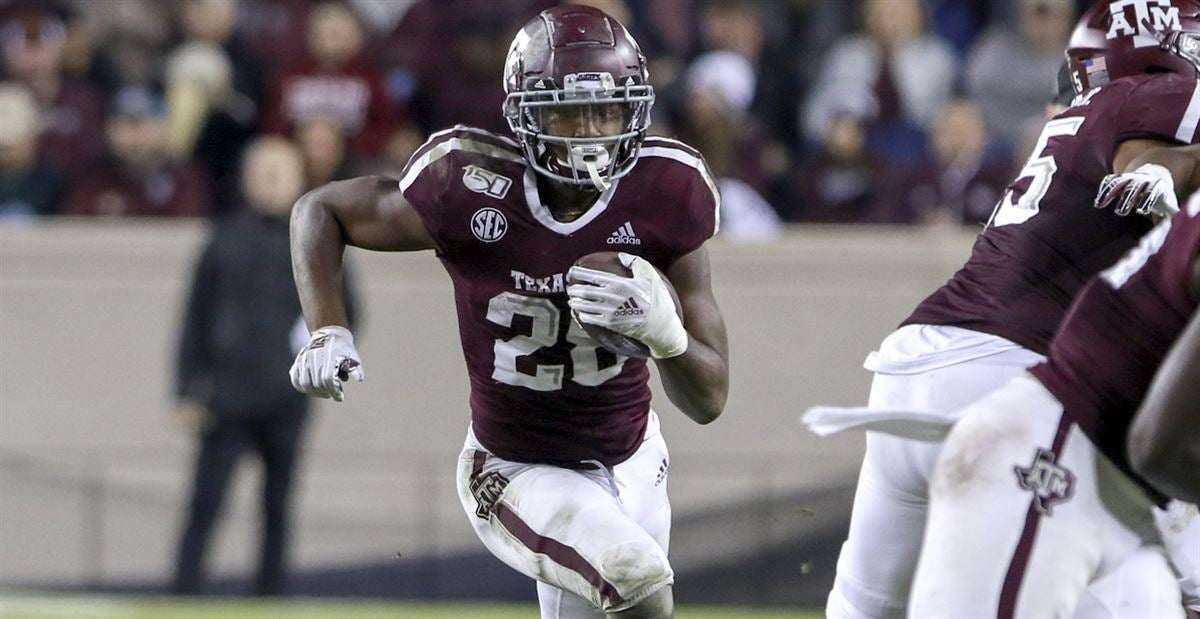 2019 A&M season review: Isiaah Spiller saves the running game