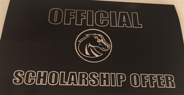 2017 National Letter of Intent Signing Day for Boise State