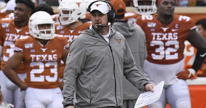 Chris Del Conte: Tom Herman has one chance to retool Texas staff