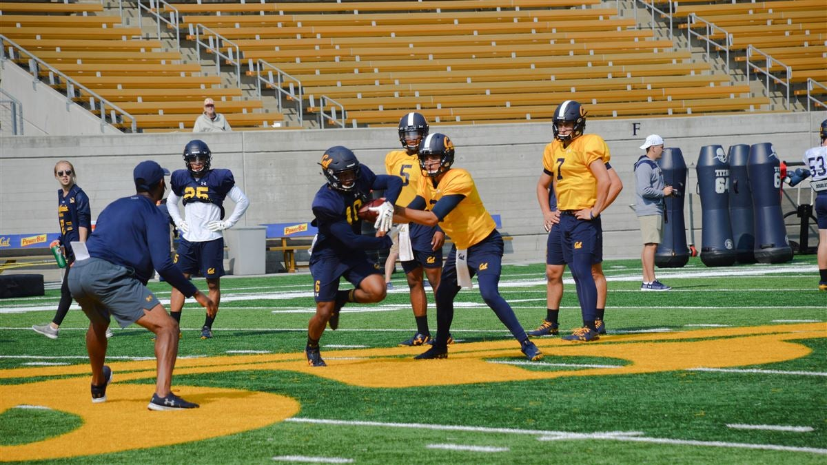 Cal fall camp notebook: Day 5