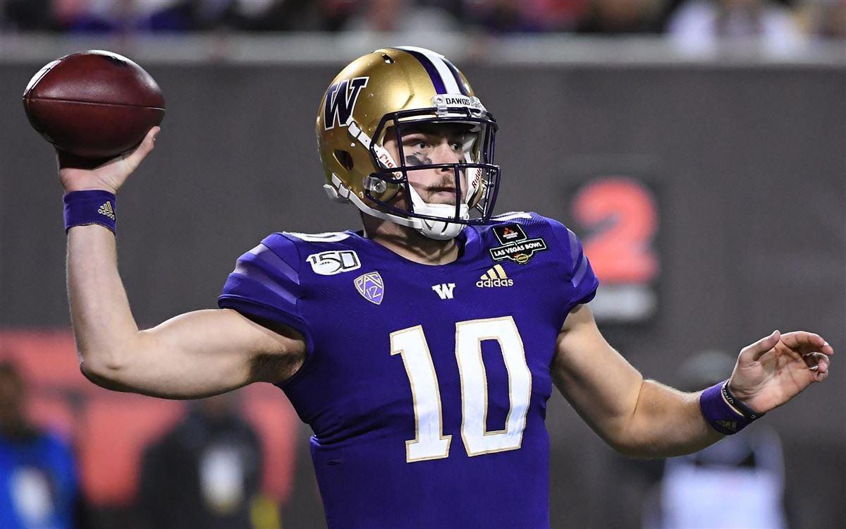 Path to the NFL Draft: Jacob Eason