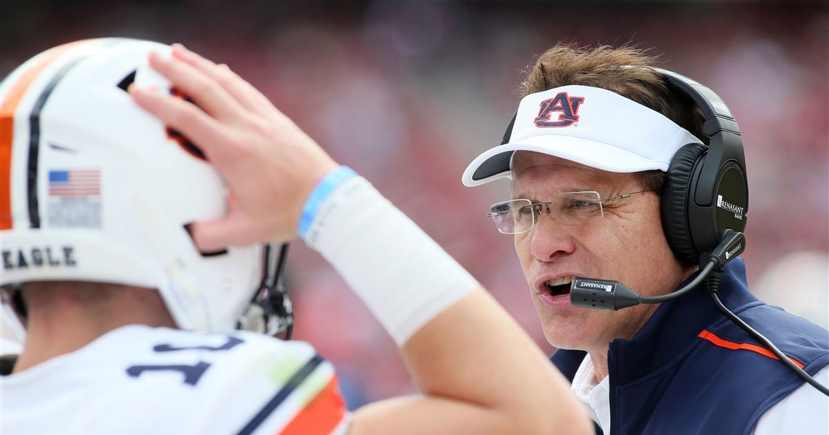 Auburn players react to being overlooked underdog at LSU