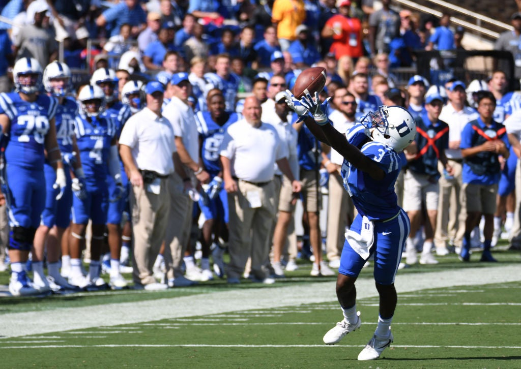 Watch 10 Of 10 Top Plays Of Duke Football S 2017 Season