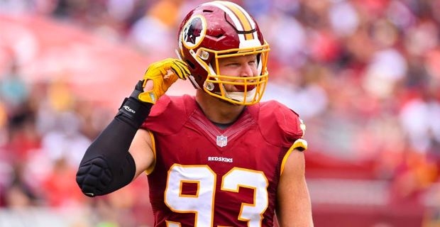 sports shoes a4055 358ff Trent Murphy to sign three-year, $21 million deal with Bills