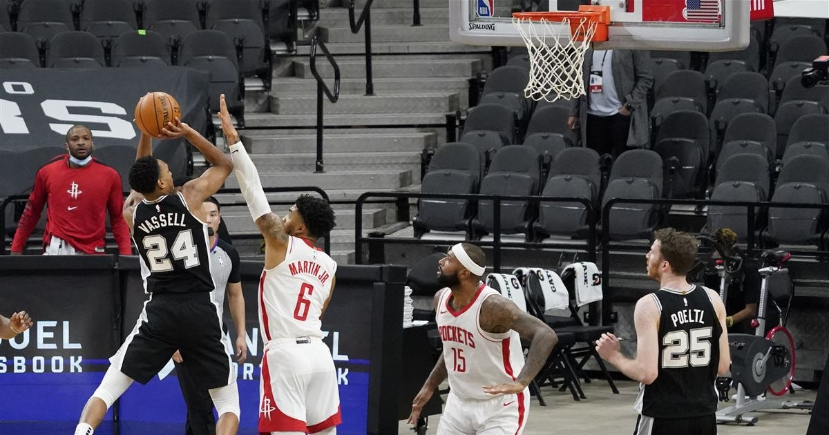 San Antonio Spurs - cover