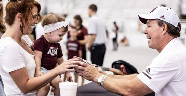 Meet the Aggies, A&M open practice set for Sunday
