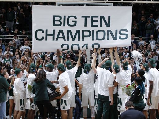 Will there be a banner rolled up in the rafters tomorrow night?